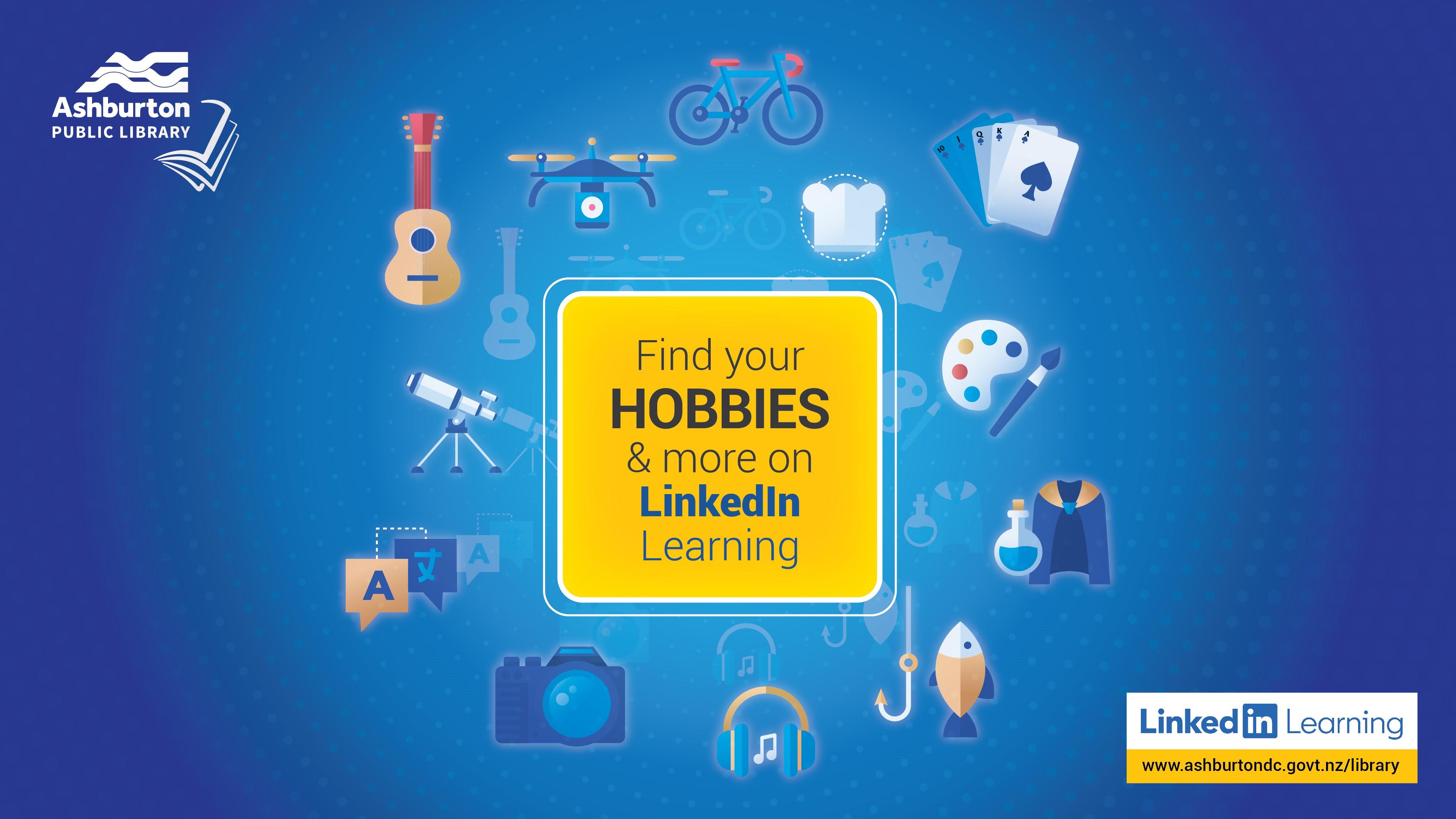 Linkedin Learning Hobbies