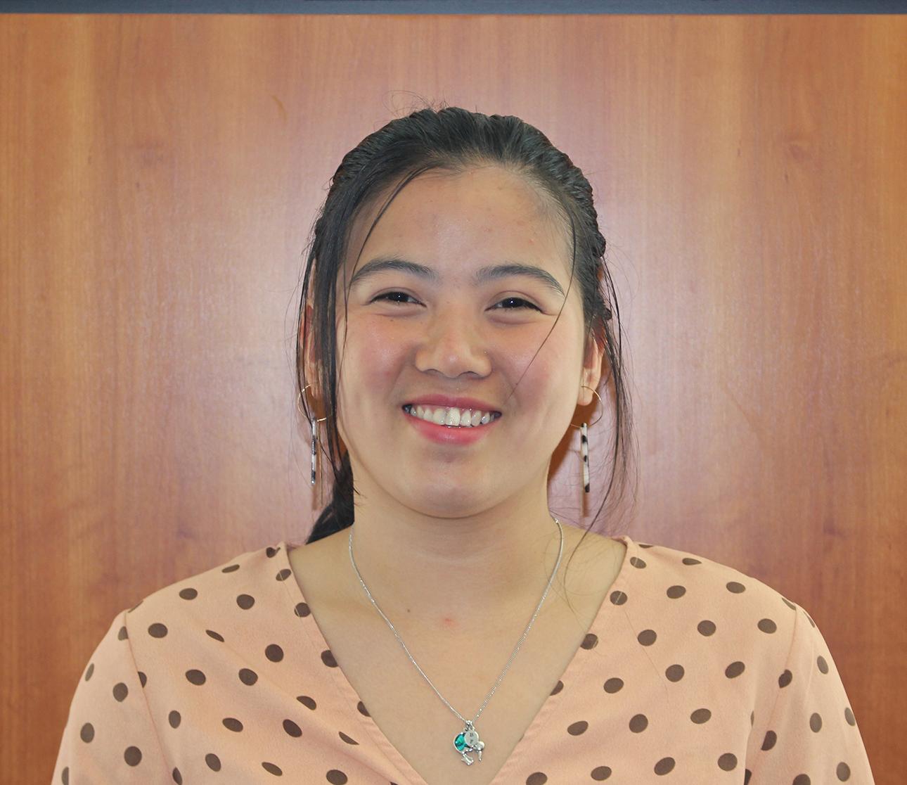Beatrice Bernarte, Global ambassador Chairperson for Ashburton Youth Council