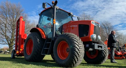 New mowers set for spring growth