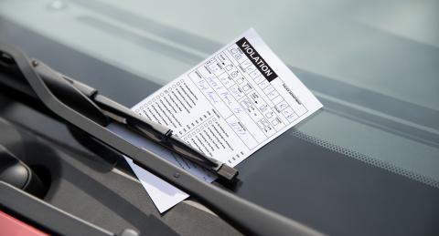 Parking Ticket Reconsideration