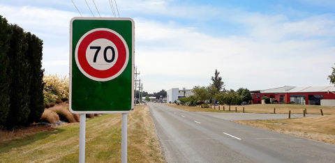 Speed limits changing on Mid Canterbury roads