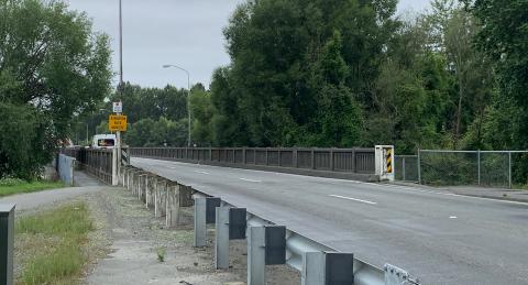 Ashburton Second Urban Bridge