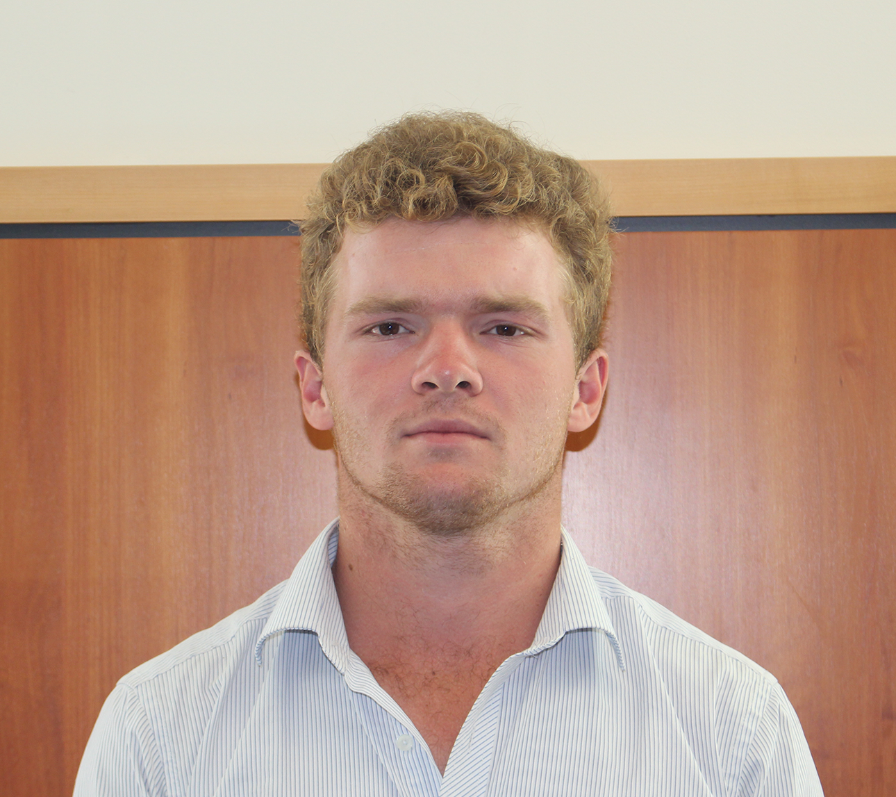 Michael Baker, The chairperson of Ashburton Youth Council